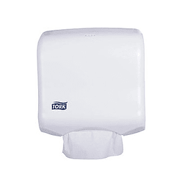 Dispensador para Papel Toalla Interfoliada Blanco.
