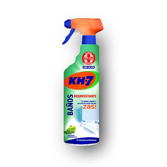 Limpiador Baños Gatillo 750 ml KH7.