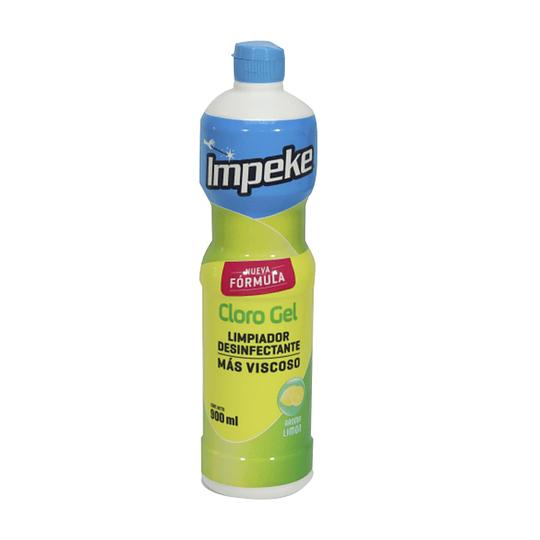 Clorogel Impeke* Aroma Limón 900 ML