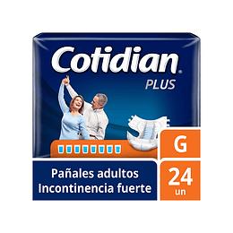 Pañales de adultos Cotidian Plus Gx24.