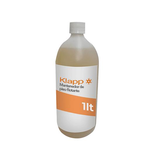 Mantenedor Piso Flotante Botella 1 Litro.