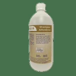 Shampoo de Alfombras Botella 1 Litro.