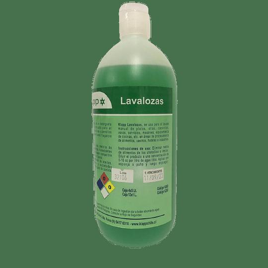 Lavaloza Botella 1 Litro.