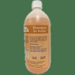 Shampoo Autos botella 1  Litro.