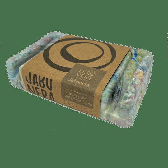 Jabonera Plastico Reciclado LeVert