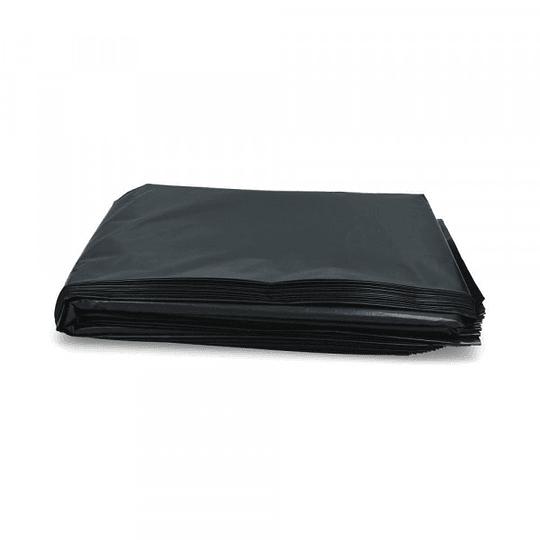 Bolsas Negras Planas 130x140 Carga Pesada Virutex