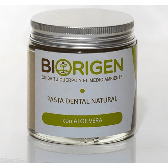 Pasta Dental con Aloe Vera