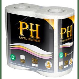 Papel Higiénico PH 4 Rollos Doble Hoja
