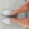 Flamenco Dorado Zapato Mujer Cuero (36, 39)