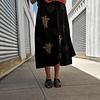 Sandalia Mujer cuero Halcon Cebra Dorada (35, 37, 39, 40)