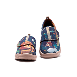 UIN Shoes Toledo Kid Cowardly Lion Zapatilla Niños (31, 33, 34)