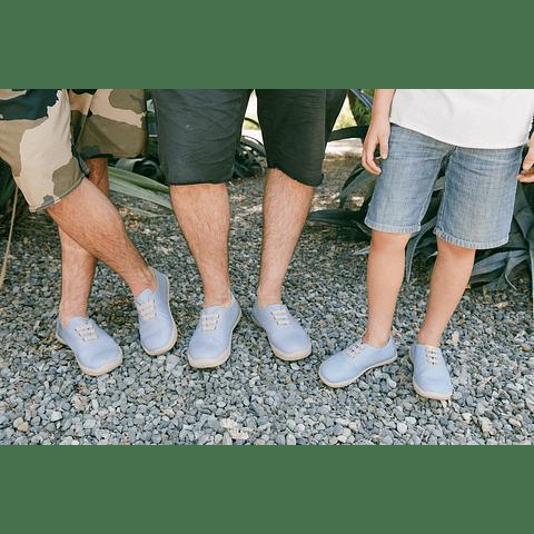 UIN Shoes Moguer Sky Blue Zapatilla Niños