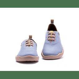 UIN Shoes Moguer Sky Blue Sneaker Kids