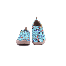 UIN Shoes Toledo Blue Ocean (35, 36, 39, 40)