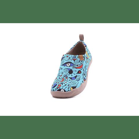 UIN Shoes Toledo Blue Ocean (35, 36, 39)