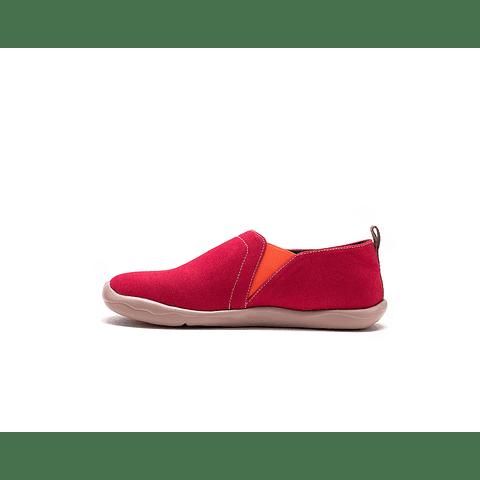 UIN Shoes Toledo Rojo (35 al 38)