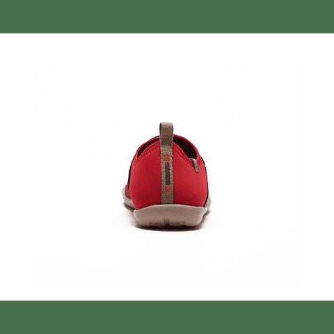 Zapatilla UIN Bejer Rojo (40 al 42)