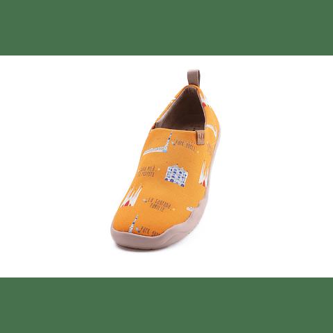 UIN Toledo City Art Shoe (39 to 45)