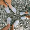 UIN Moguer Sky Blue Gray Shoe (41, 42, 44)