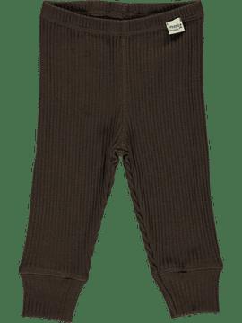 Leggings Basilic Côtelé, Carafe
