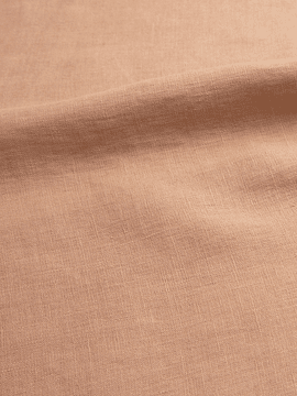 Duck, Duck, Goose Blouse - Clay Linen