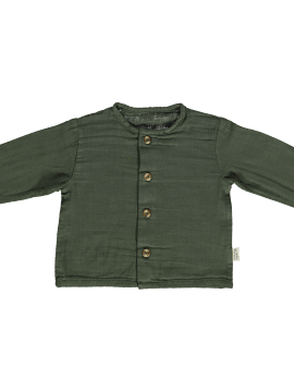 Camisa Ronce, Forest Green