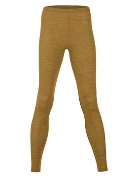 Ladies´ leggings Merino Wool, Saffron