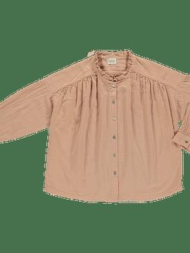 Blusa Amande niños y teens , Maple Sugar