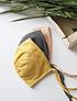 Organic cotton, Amberlight Hood, 3-6m / 9-12m