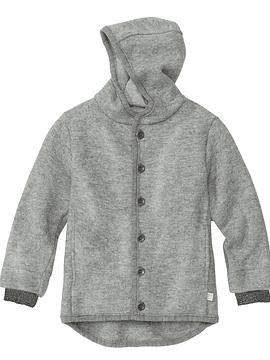 Chaqueta lana Merino, Grey