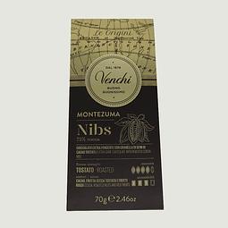 MONTEZUMA NIBS 75% (100G)