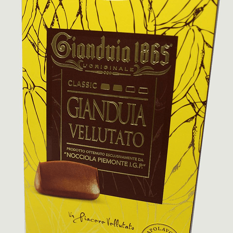 GIANDUIA VELLUTATO (80G)