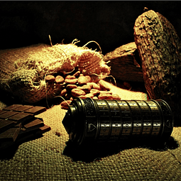 "VOUCHER "" CHOCOLATE ESCAPE ROOM + MUSEU DO CHOCOLATE"" (2 PESSOAS)"
