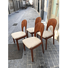 Dining chairs by Nils Koefoed