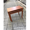 Set of 3- small teak side tables