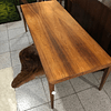Rosewood coffer table design by Severin Hansen for Haslev Mobelsnedkeri 1960
