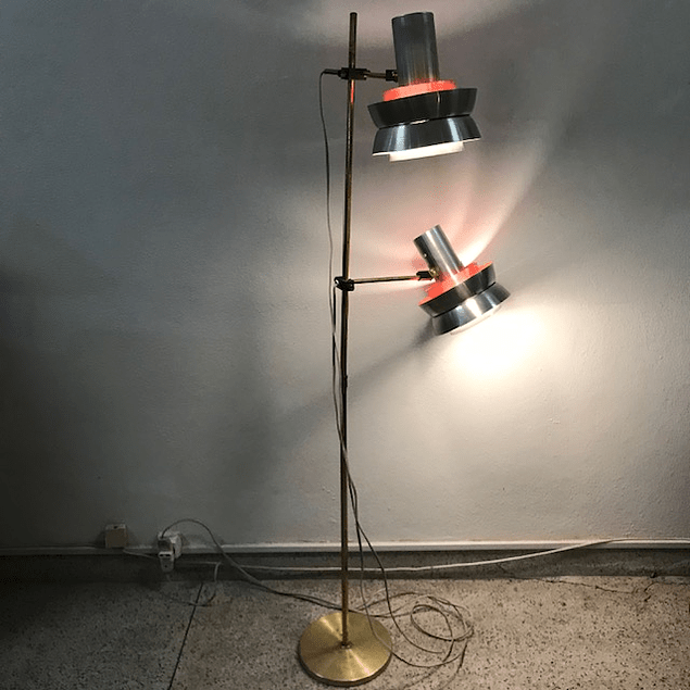 60s Design floor lamp ( FRANDSEN)