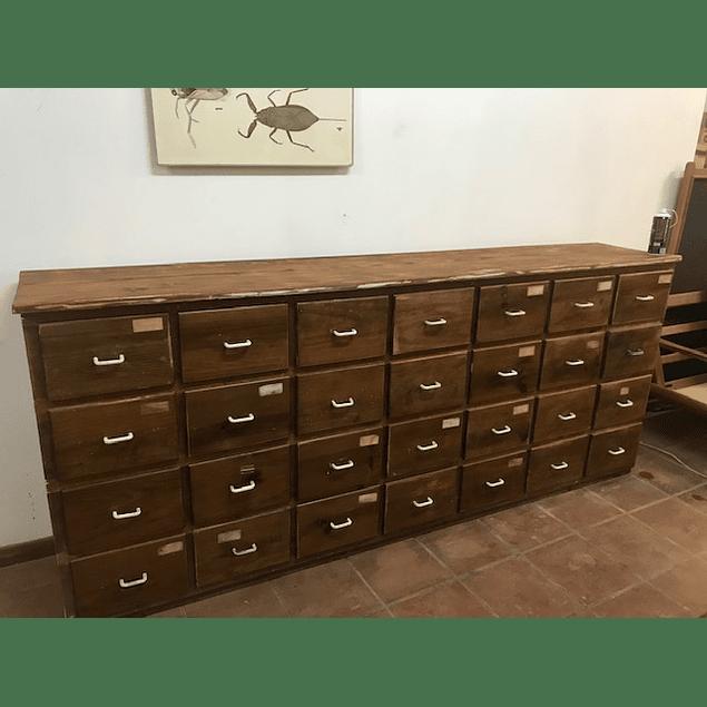 Industrial Design Hardware Cabinet