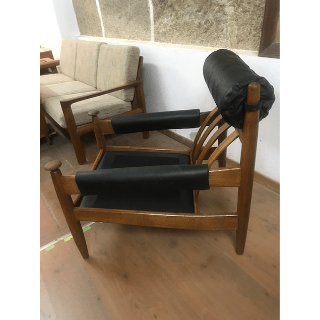 Lounge  Chair teak