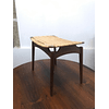 Human Jung design bench with stauw