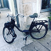Solex- bicycle withe auxiliary engine