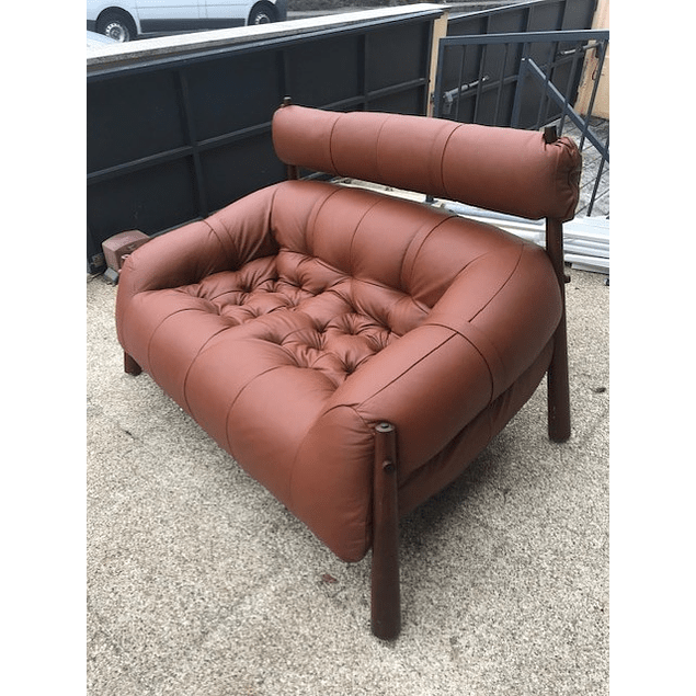 Percival Lafer 2 seat sofa MP81 ( reserved)