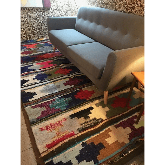 Sofa from the 60s in a new condition