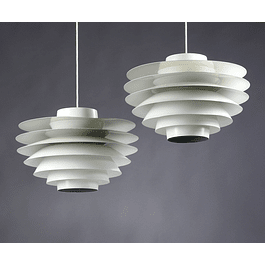 VERONA Pendant light by Sven Middelboe for Nordisk Solar