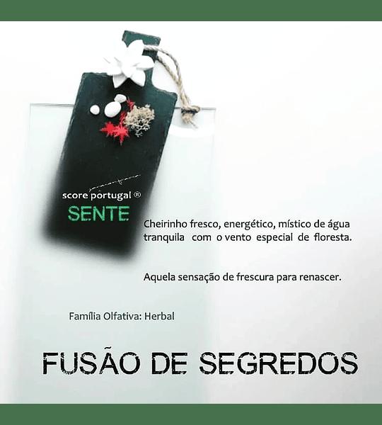FUSÃO DE SEGREDOS | AROMATIZADOR TÊXTIL