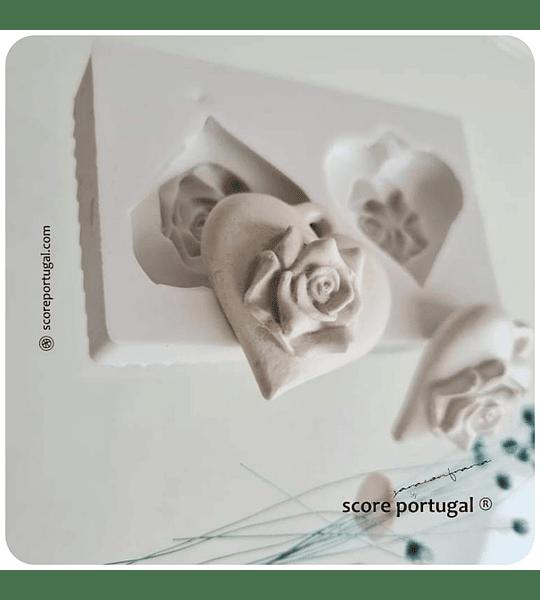DIÁRIO DE AMOR | MOLDE SILICONE ARTESANAL