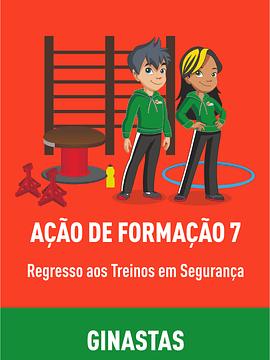 AFO 7 - REGRESSO AOS TREINOS EM SEGURANÇA – GINASTAS 2021