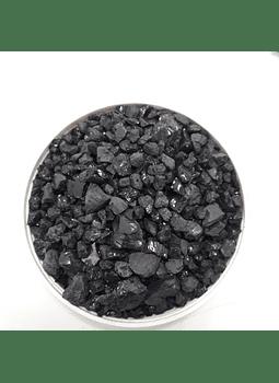 PIEDRA NEGRA similar cuarzo ( 1 KG)