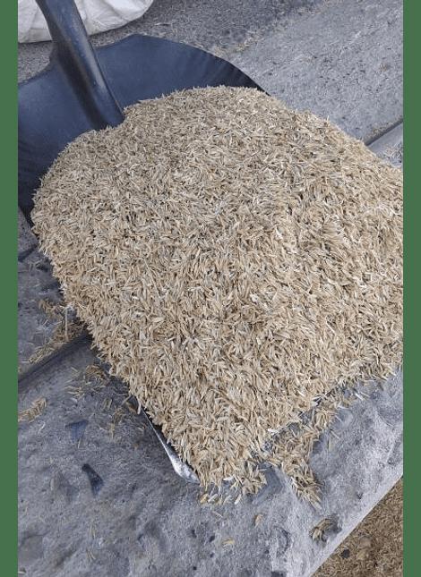 Cascara de Arroz (100 ltrs)
