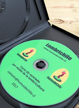 DVD LOMBRICULTURA BASICA